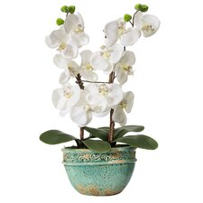 Kunstpflanze Orchidee