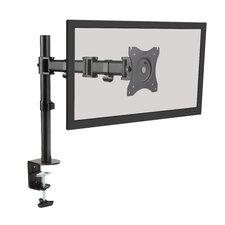 Steel LCD VESA Height Adjustable Universal Tilt Desk Mount