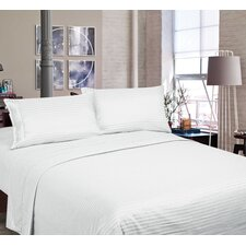 400 Thread Count Cotton and Polyester Sheet Set