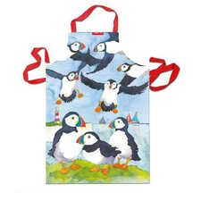 Puffin Cotton Apron