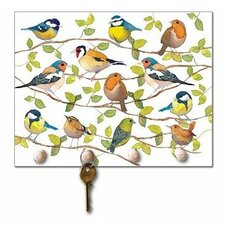 Garden Bird Key Holder