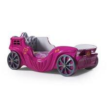 Princess Twin Car Bed