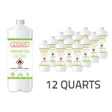 Bio Ethanol Fireplace Fuel (Set of 12)