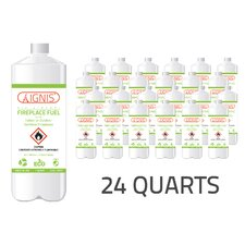 Bio Ethanol Fireplace Fuel (Set of 24)