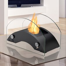 Harbor Ventless Bio-Ethanol Tabletop Fireplace