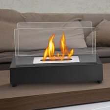 Tower Ventless Bio-Ethanol Tabletop Fireplace