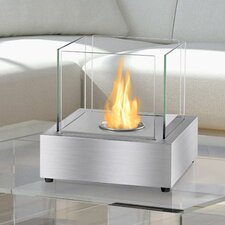 Cube Ventless Bio-Ethanol Tabletop Fireplace
