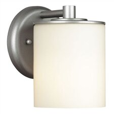 Midnight 1 Light  Outdoor Sconce