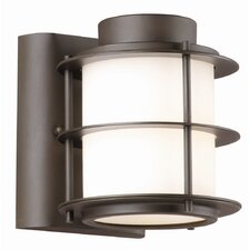 Hollywood Hills 1 Light Outdoor Sconce