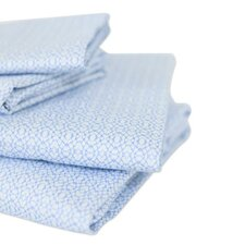 400 Thread Count Cotton Jasmine Sheet Set