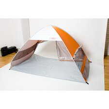 Cabana Pop up Family Size Beach Tent with 50+ UPF Sun Protection