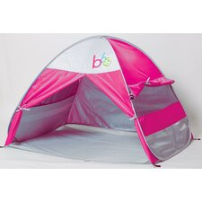 Cabana Pop up Junior Beach Tent with 50+ UPF Sun Protection