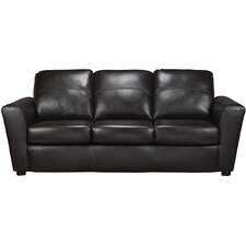 Delta Italian Leather Standard Sofa