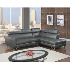 Memphis Leather Sectional