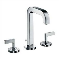 Axor Citterio Double Handles Widespread Standard Bathroom Faucet