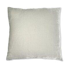 Signature Solid Silk Velvet Throw Pillow