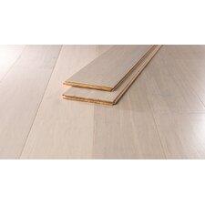 "5 5/8"" Seashell Strand Bamboo Hardwood Flooring"