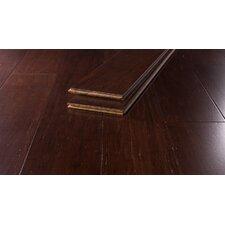 "5 5/8"" Ember Strand Bamboo Hardwood Flooring"