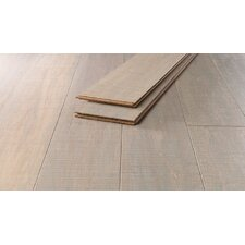 "Luna 5 1/8"" Sawmark Hardwax Strand Bamboo Hardwood Flooring"