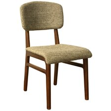 Karla Mid Century Modern Dining Chair (Set of 2)