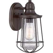 Marine 1 Light Outdoor Wall Lantern