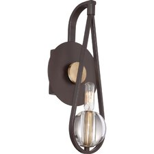 Uptown Seaport 1 Light Wall Sconce