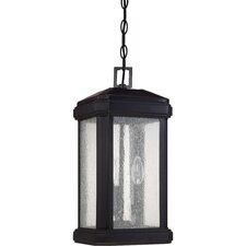 Trumbull 3 Light Outdoor Hanging Lantern