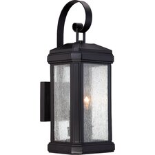 Trumbull 2 Light Outdoor Wall Lantern
