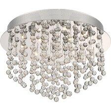Platinum 22 Light Flush Mount