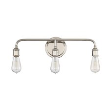 Menlo 3 Light Bath Bar