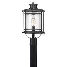 Booker 1 Light Outdoor Post Light