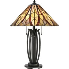 "Victory 25.5"" H Table Lamp"