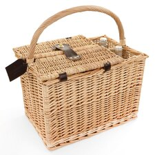 Arundel Willow Picnic Hamper for Two People