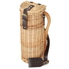 Deluxe Willow Bottle Picnic Cooler