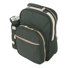 Luxury Picnic Backpack Hamper for Two People