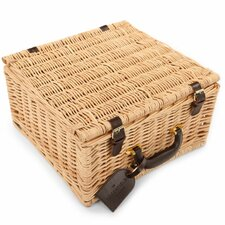 Chilworth Willow Picnic Hamper for Two People