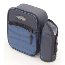 Lunch Bag with Removable Bottle Holder Picnic Cooler