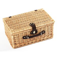Buckingham Willow Picnic Hamper for Two People