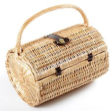 Henley Willow Picnic Hamper for Two People