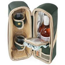 Deluxe Wine Bag for Two People Picnic Cooler