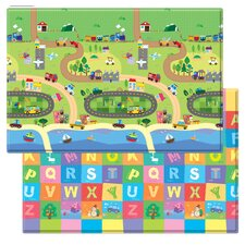 Happy Village Baby Playmat