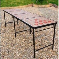 Basketball Court Portable Beer Pong Table
