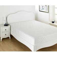 Quilted Luxury Wool Mattress Protector
