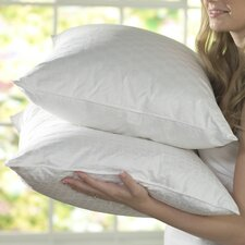 Memory Foam Core Chamber Standard Pillow (Set of 2)