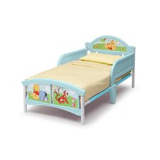 Winnie The Pooh Twin Convertible Toddler Bed