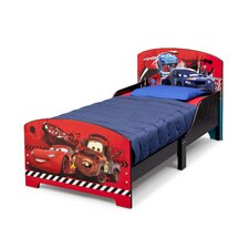 Cars Twin Convertible Toddler Bed