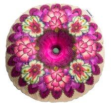 Happy Blossom Cotton Floor Pillow