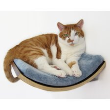 """5"""" Curve Wall Mounted Cat Perch"""