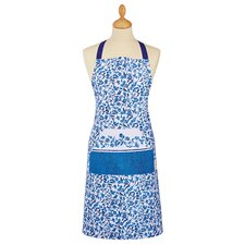 Secret Garden Cotton Apron