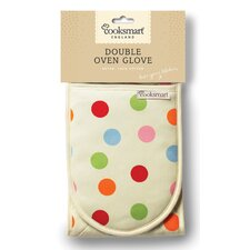 Spots Double Oven Glove